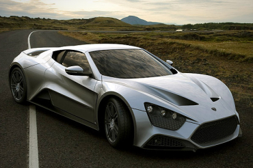 Zenvo made just three of these cars.