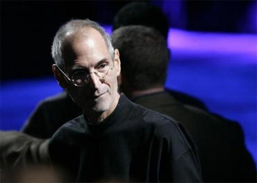 The many faces of Steve Jobs