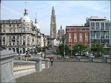 Antwerp, Belgium.