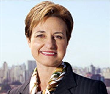 Patricia Woertz.