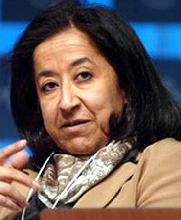 Lubna S Olayan.