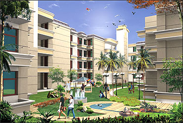 Global investors renew interest in Indian realty