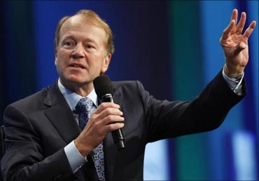 John Chambers, Cisco Systems CEO.