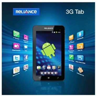 Reliance 3G tablet.