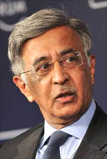 Baba Kalyani, chairman, Bharat Forge.