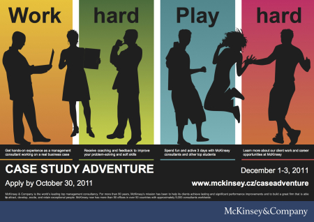 McKinsey and Company is an 11-time Global MAKE Winner.