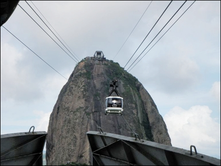 Sugar Loaf Mountain Tram.
