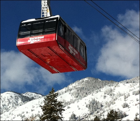 Jackson Hole Tram.