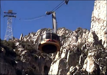 Palm Springs Tram.