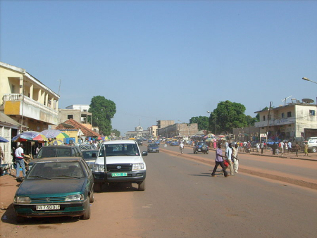 Guinea-Bissau.