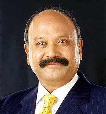 Grandhi Mallikarjuna Rao, Chairman, GMR.