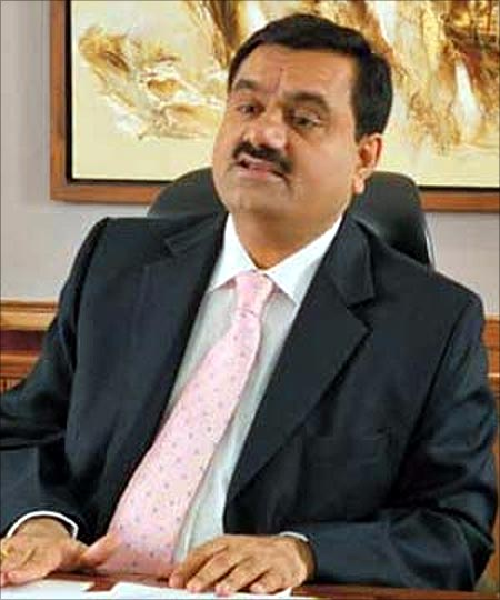 Gautam Adani, Chairman, Adani Group.