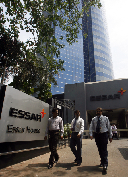 Essar office in Mumbai.