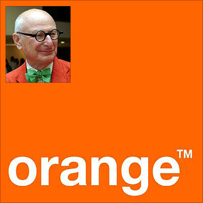 Wally Olins (Inset).