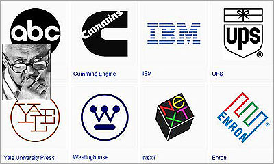 Paul Rand (Inset).