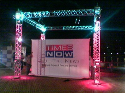 Times Now is facing a Rs 100 crore (Rs 1 billion) fine for showing picture of the wrong judge