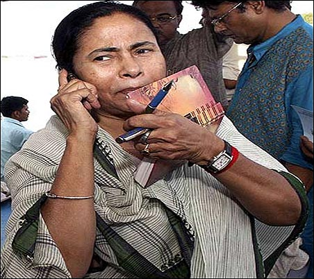 Mamata Banerjee, chief minister, West Bengal.