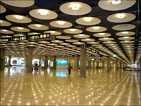 Sondika Airport Bilbao Spain Sondika Bilbao Airport Spain