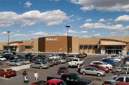 What makes Wal-Mart the world's largest retailer
