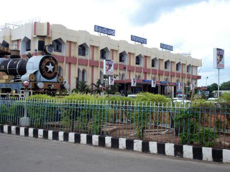 Vijayawada.