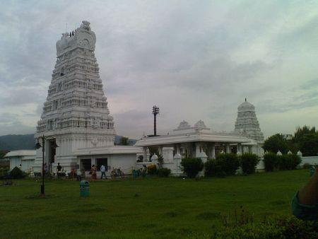 Balaji Temple in Guwahati.