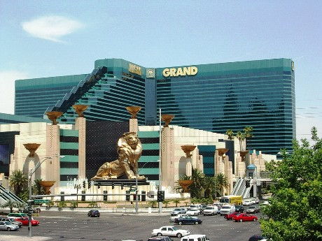 MGM Grand, Las Vegas.