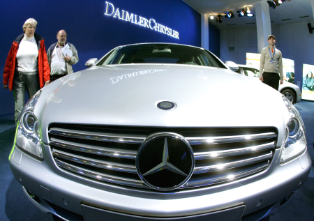 DaimlerChrysler was founded in 1998.