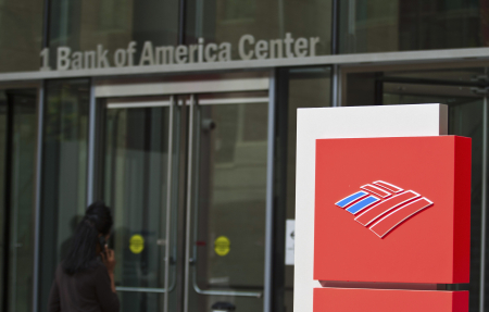 BofA is the second-largest bank holding company in the US.