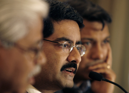 Kumar Mangalam Birla, Chairman, Aditya Birla Group, owns Hindalco Industries.