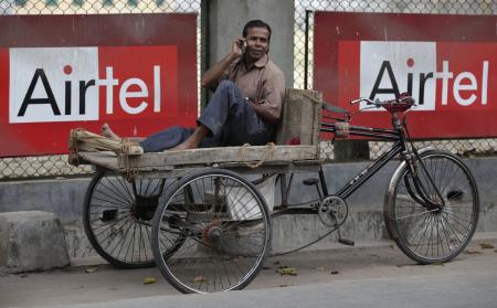 Bharti Airtel.