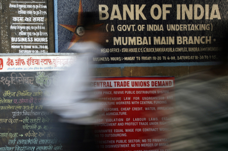 The bank traces its ancestry to British India.