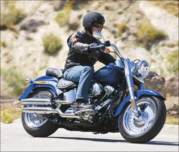Anoop Prakash: The ex-US Marine who now sells Harleys in India