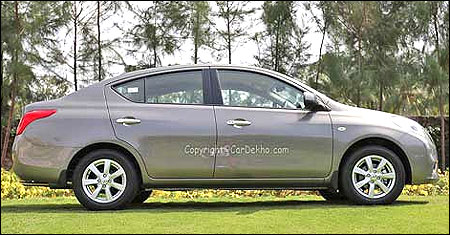 The stunning Nissan Sunny diesel at Rs 7.98 lakh