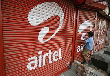 Airtel is the fifth-largest telecom operator in the world.