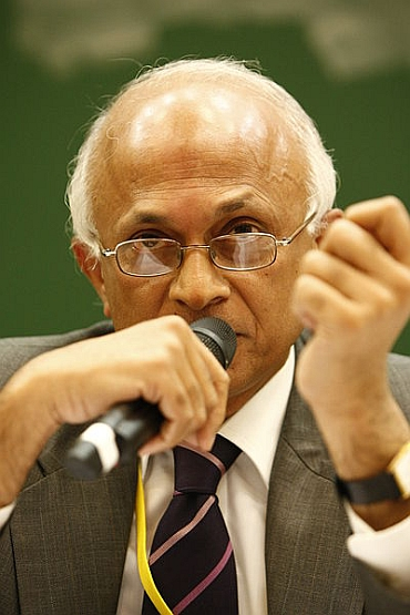 India's Foreign Secretary Ranjan Mathai.
