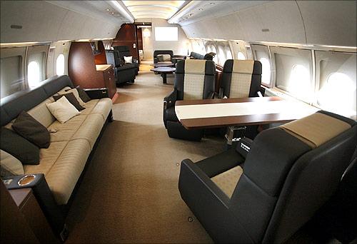 New Airbus A318 Elite.