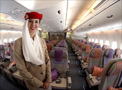 A380 aircraft.
