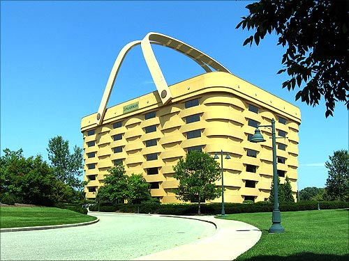 The Basket Building.