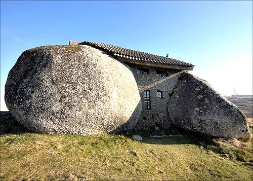 Stone House.