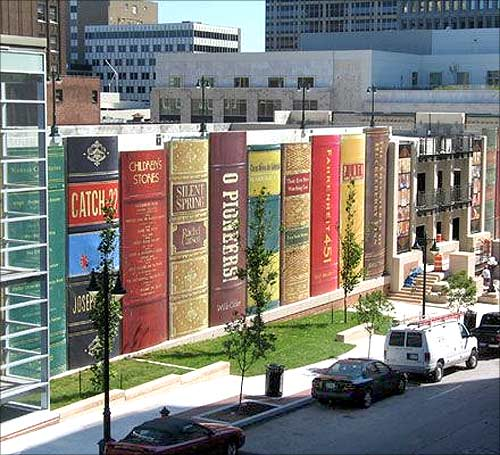 Kansas City Public Library,