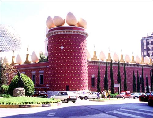 Torre Galatea Figueras.