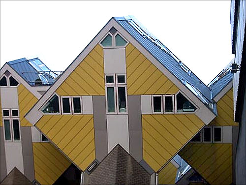 Cubic Houses.