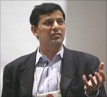 Raghuram G Rajan, P