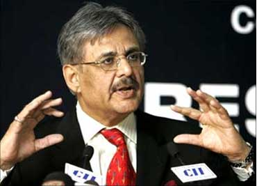 ITC chairman Y Deveshwar.
