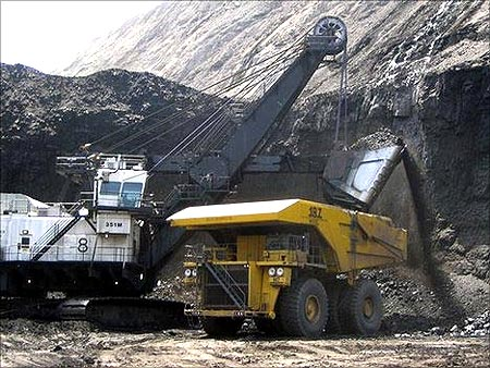 Coal India.