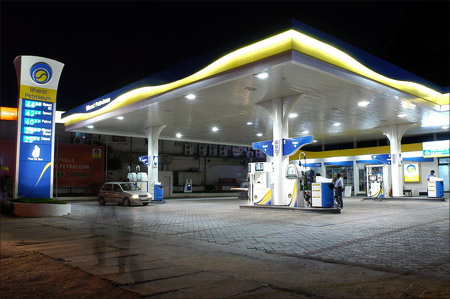 Bharat Petroleum Corporation.