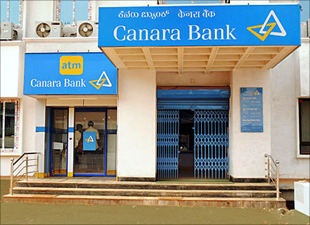 Canara Bank.