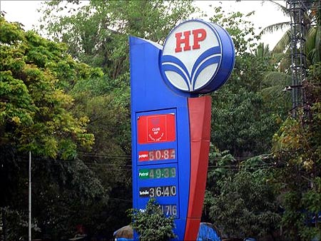 Hindustan Petroleum Corporation.