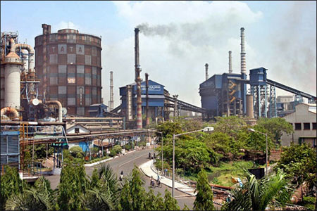 Tata Steel.