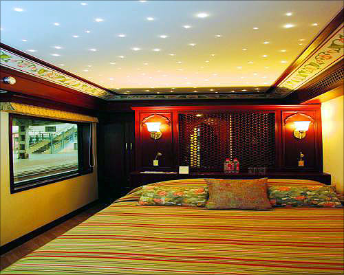 Onboard India S Most Expensive Train Rediff Com Business